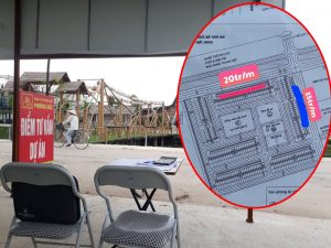 Bắc Ninh: Công ty Cổ phần phát triển đô thị Phương Bắc bán đất nền khi chưa được phép?