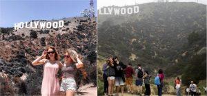 Vỡ mộng giấc mơ du lịch Mỹ, cảnh thực tế không như ảnh mạng