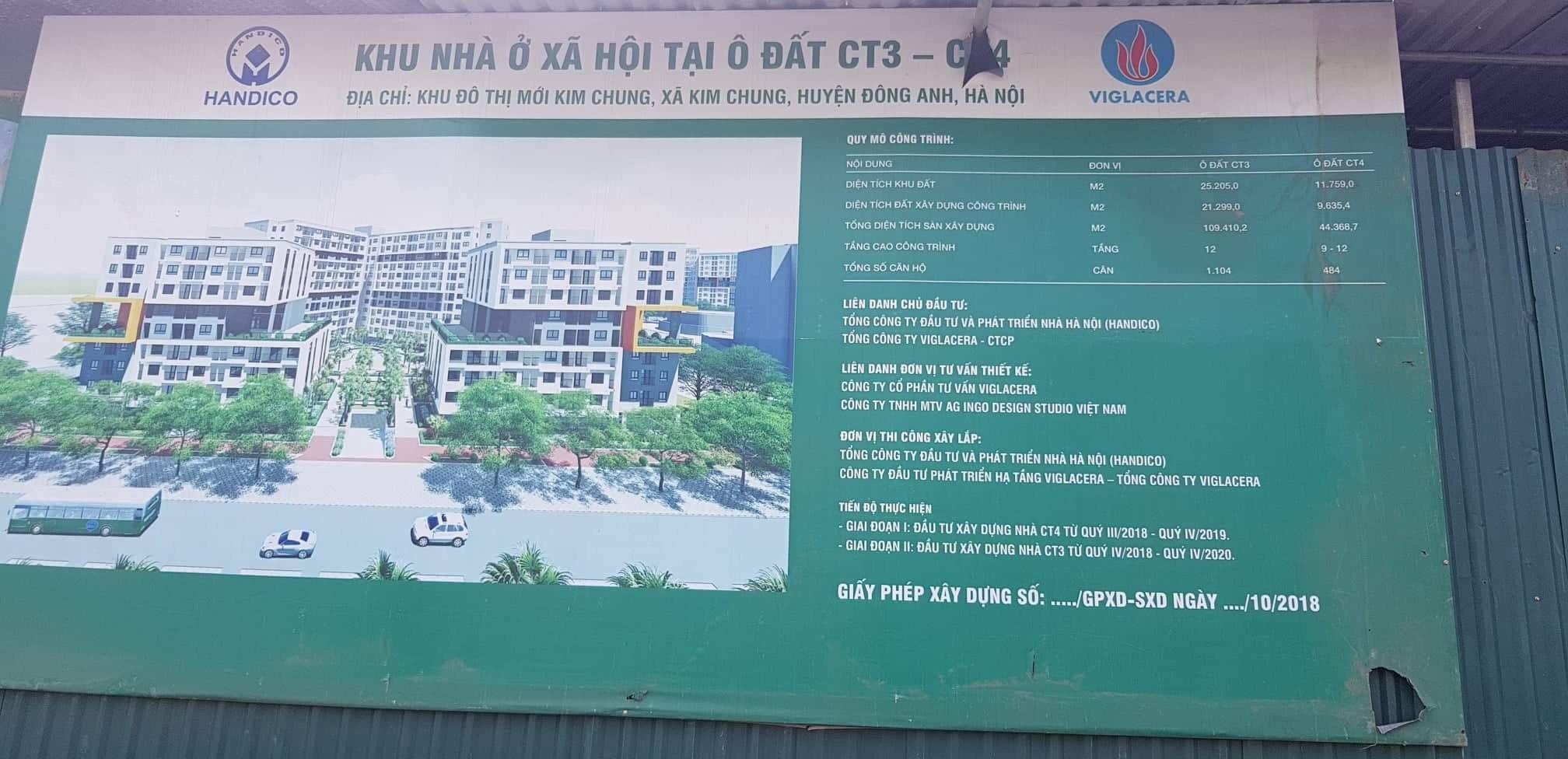 Dự án xây dựng nhà ở xã hội tại khu đô thị mới Kim Chung: Cần sự đồng thuận nhằm đảm bảo tiến độ