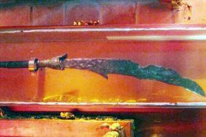 Lịch sử Việt từng có vị Vua sử dụng cây đại đao nặng đến 30kg