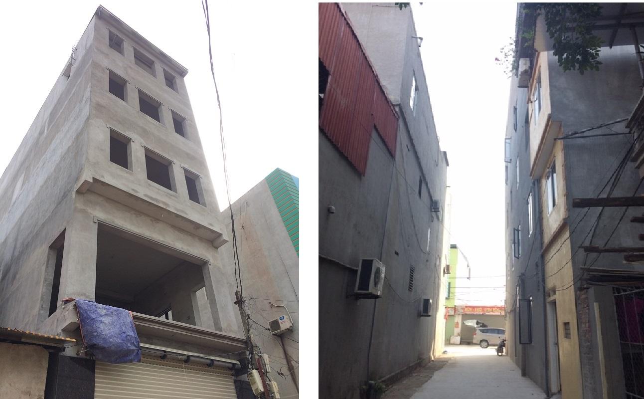 Thị trấn Quang Minh (Mê Linh, Hà Nội): Có hay không chính quyền địa phương 'bảo kê' cho công trình vi phạm trật tự xây dựng?