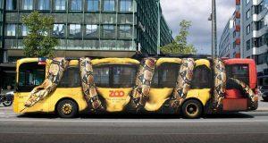 Những mẫu quảng cáo kiểu Ambient Marketing siêu ấn tượng