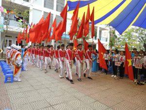 Không khí náo nức cả của học trò cả nước đón năm học mới