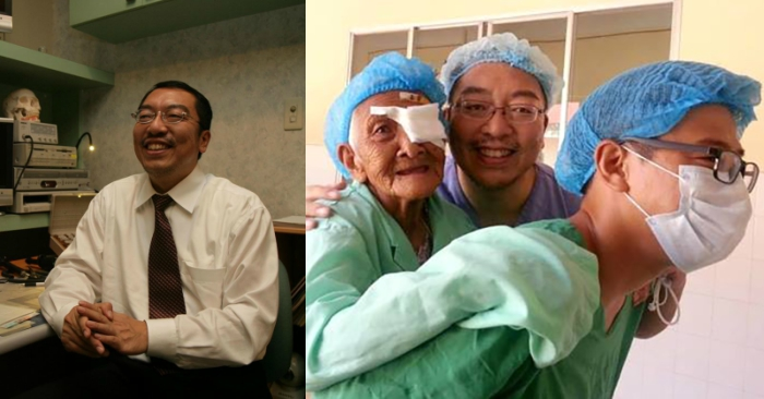 Từ bỏ công việc lương cao, bác sĩ Nhật đi khắp Việt Nam chữa mắt miễn phí cho người nghèo