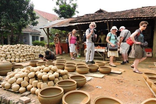 Hội An: Nghề gốm Thanh Hà được công nhận là Di sản văn hóa phi vật thể cấp quốc gia