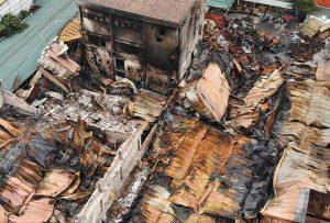 Vụ cháy nhà xưởng Cty Rạng Đông: Thiệt hại, đền bù thế nào?