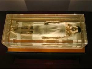 Xác ướp 2.000 tuổi có nội tạng nguyên vẹn