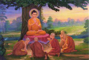 Câu chuyện cái bè qua sông, lời dạy ý nghĩa của Đức Phật