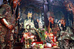Chùa Ngọc Hoàng – Ngôi chùa nổi tiếng về cầu con cái, tình duyên
