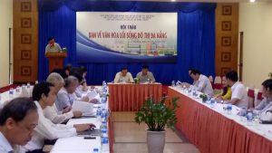 Hội thảo bàn về Văn hóa lối sống đô thị Đà Nẵng