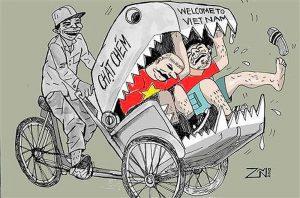 Người Việt ích kỷ và lời cảnh báo vẫn còn nóng bỏng từ 100 năm trước