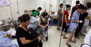Dịch sốt xuất huyết ở Hà Nội đang ở đỉnh, nhiều ca biến chứng nặng