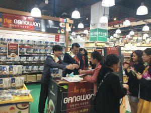 Công ty GangwonHanwoo đưa món 'Canh xương bò' nổi tiếng Hàn Quốc đến thực khách Hà Nội