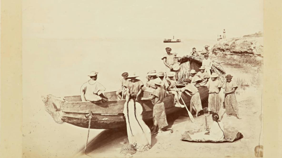 Ảnh hiếm về rừng Amazon thế kỷ XIX