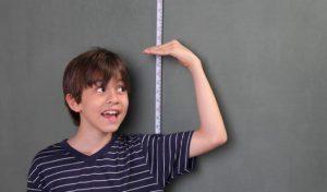 Bí quyết tăng chiều cao cho con trẻ