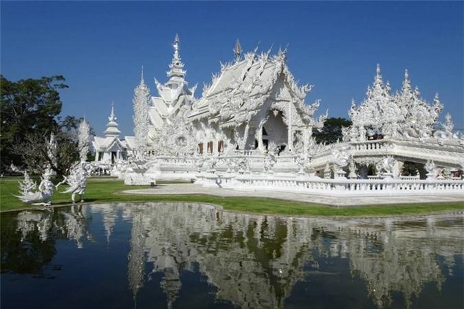 Ngôi chùa có cả thiên đường và địa ngục đẹp nhất thế giới