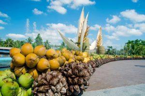 Lễ hội tôn vinh văn hóa xứ dừa Bến Tre