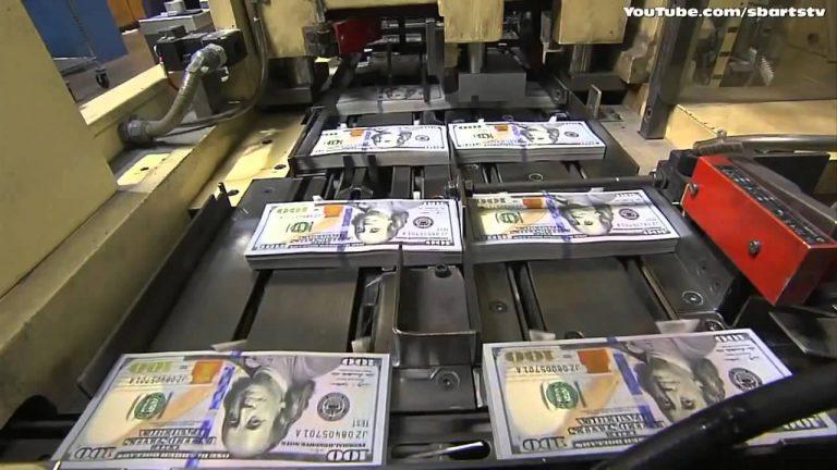 Các quốc gia nghèo có thể in thêm tiền để giàu hơn không?