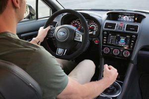 Những sai lầm thường mắc phải của người lái xe tự động
