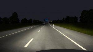 Những điều cần lưu ý khi lái xe vào ban đêm khi không có đèn đường