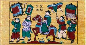 Truyền kỳ về cuộc đời kỳ lạ của Trạng nguyên Giáp Hải
