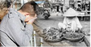 Câu chuyện về bà cụ bán rau và chữ Tín