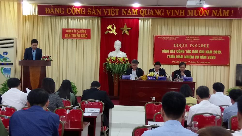 Đà Nẵng tổng kết công tác báo chí năm 2019 và triển khai nhiệm vụ năm 2020