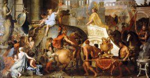 Đế quốc Babylon huy hoàng suốt 100 năm vì sao bị hủy diệt trong phút chốc?
