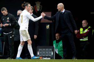 HLV Zidane: 'Người ta muốn dùng Bale để hại tôi'