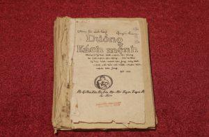 Những hiện vật thiêng liêng trong hành trình 90 năm của Đảng
