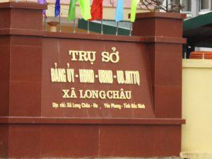Xã Long Châu, Bắc Ninh: Lập hồ sơ giả, trắng trợn rút tiền GPMB từ ngân sách