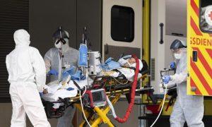Bác sĩ Italy nhiễm nCoV: Đau đớn nhất vào đêm