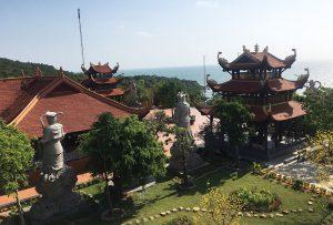Vãn cảnh chùa Hộ Quốc – Kiên Giang