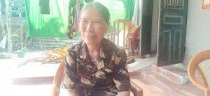 Thanh Hóa: Cụ bà 78 tuổi đạp xe lên xã ủng hộ 1 triệu đồng chống dịch Covid-19