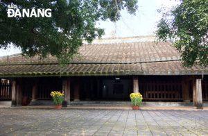 Đình Chiên Đàn – Quảng Nam được lên 'hạng nhất'