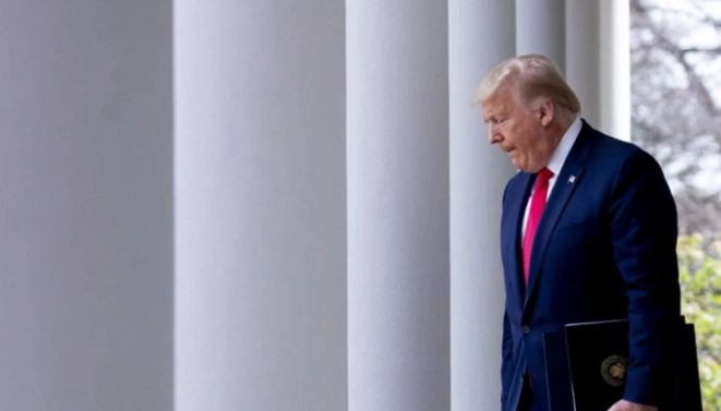 Ông Donald Trump 'đổ thêm dầu vào lửa' về nguồn gốc Covid-19