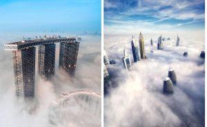 Những hình ảnh chứng minh Dubai là 'vùng đất đến từ hành tinh khác'