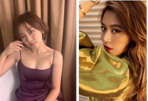 Văn Mai Hương diện váy dây 'gây thương nhớ', Hoàng Thùy Linh mặc cực 'chất'