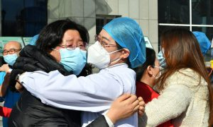 Trung Quốc không còn ca nhiễm mới