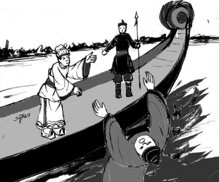 Phép thử của vị cận thần – Bài học về nhu cầu và tham vọng