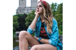 Ngắm vẻ đẹp khó cưỡng của VĐV bóng chuyền Natalia Malykh