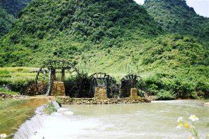 Vẻ đẹp cọn nước vùng non nước Cao Bằng