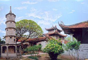 Những nét cơ bản về chùa Việt Nam