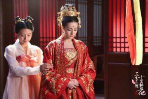 Những cô dâu cổ trang đẹp nhất màn ảnh nhỏ Hoa ngữ