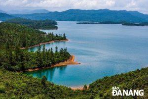Hồ Hóc Khế – Chốn sơn khê hữu tình