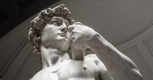 Bí ẩn đằng sau kiệt tác tượng David của thiên tài Michelangelo