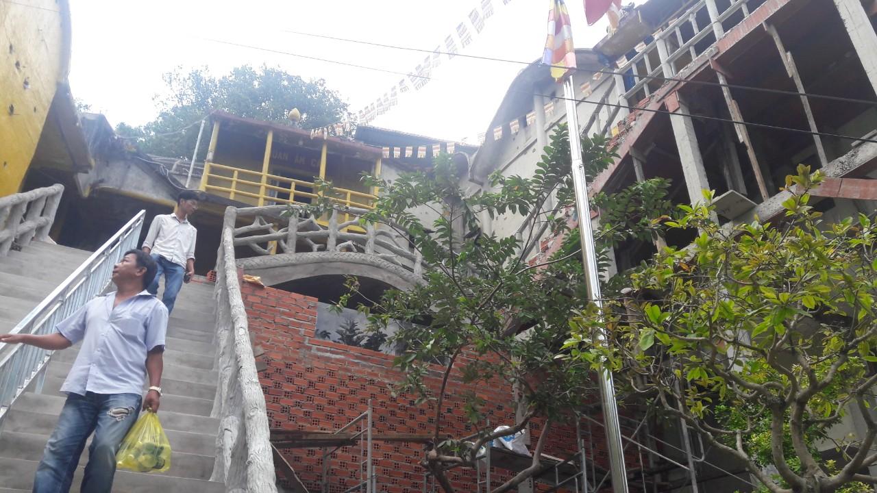 Bài 1: Xuân Lôc- Đồng Nai: Có hay không việc cơi nới, xây dựng trái phép tại khu Di tích chùa Bửu Quang?