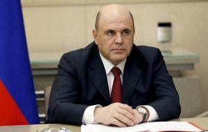 Thủ tướng Nga Mishustin mắc COVID-19