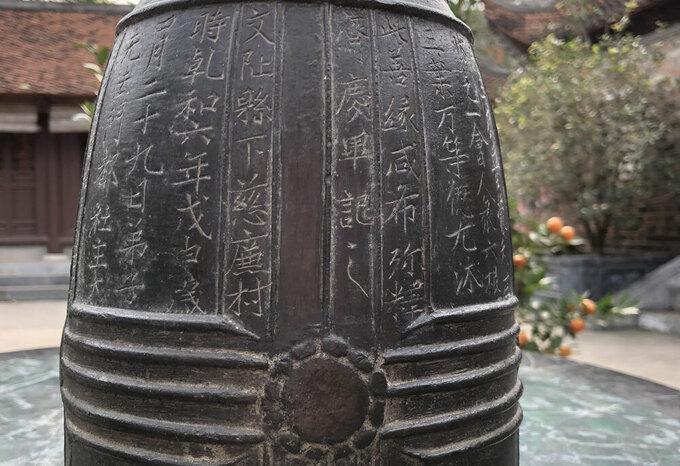 Bảo vật 'ẩn mình' nghìn năm