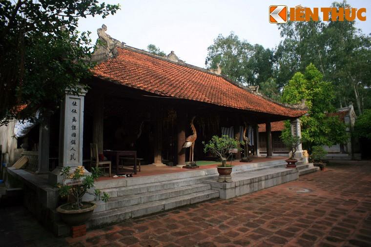 Những ngôi đền nổi tiếng linh thiêng, phải ghé thăm ở Nghệ An